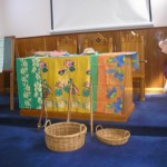 Vanuatu weaving and baskets